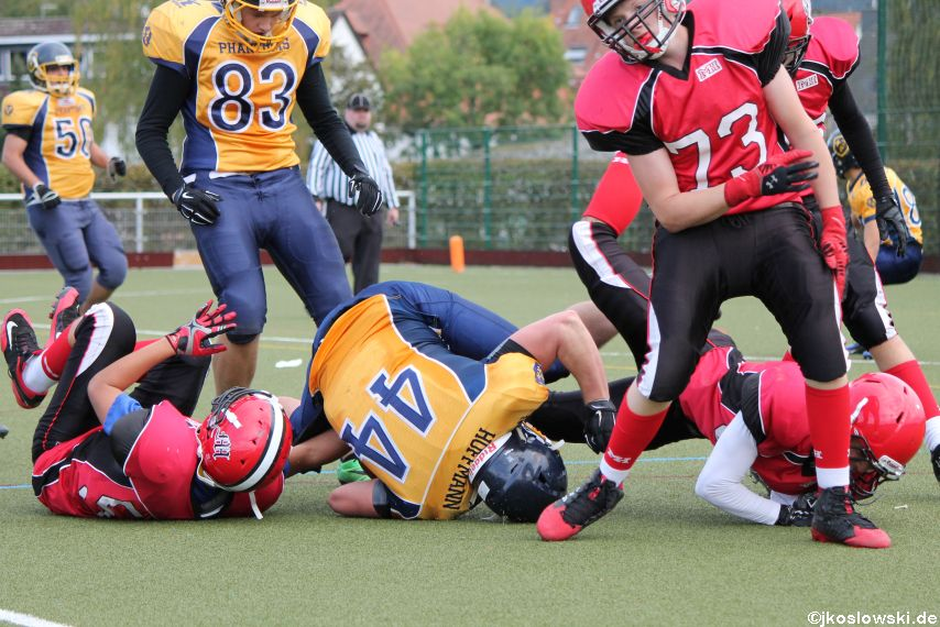 U17 Marburg Mercenaries vs. Wiesbaden Phantoms 074