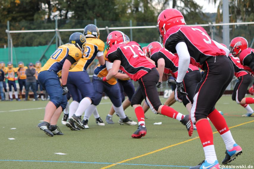 U17 Marburg Mercenaries vs. Wiesbaden Phantoms 077