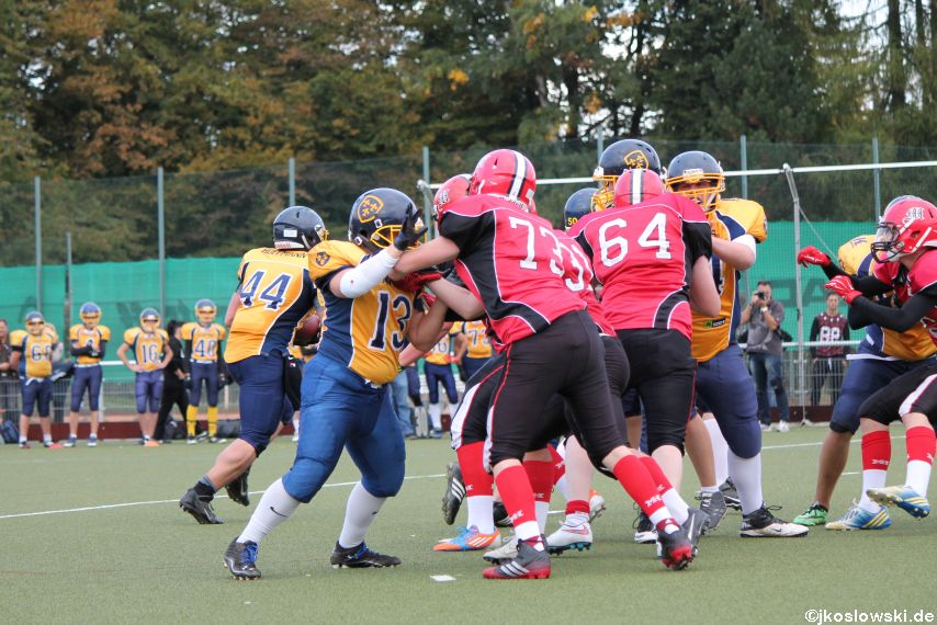 U17 Marburg Mercenaries vs. Wiesbaden Phantoms 078