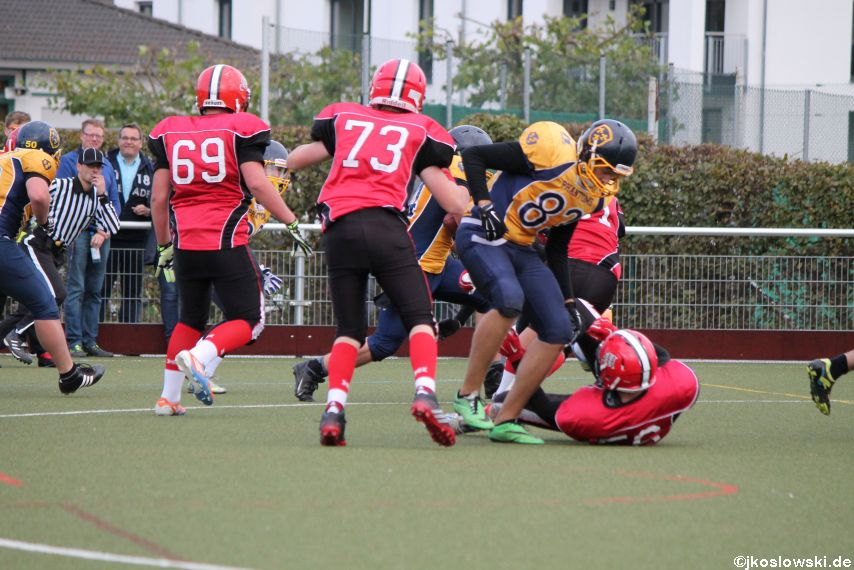 U17 Marburg Mercenaries vs. Wiesbaden Phantoms 081