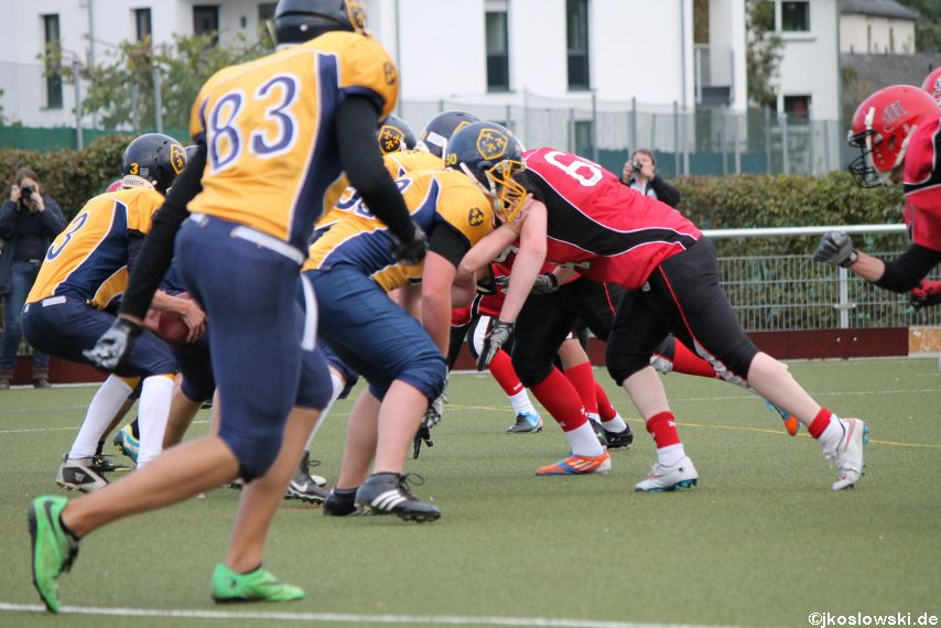 U17 Marburg Mercenaries vs. Wiesbaden Phantoms 082