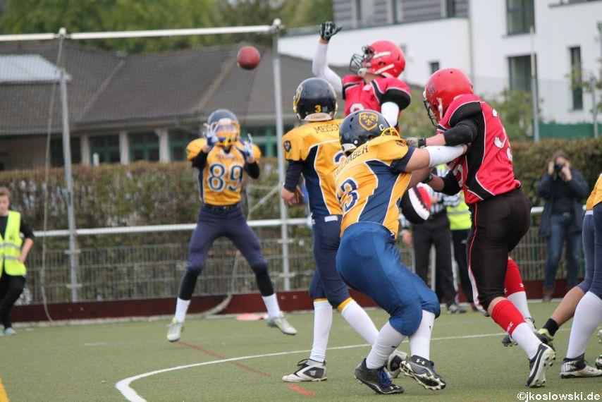 U17 Marburg Mercenaries vs. Wiesbaden Phantoms 083