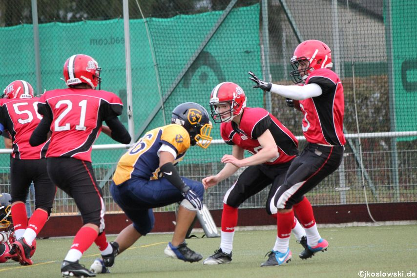 U17 Marburg Mercenaries vs. Wiesbaden Phantoms 084
