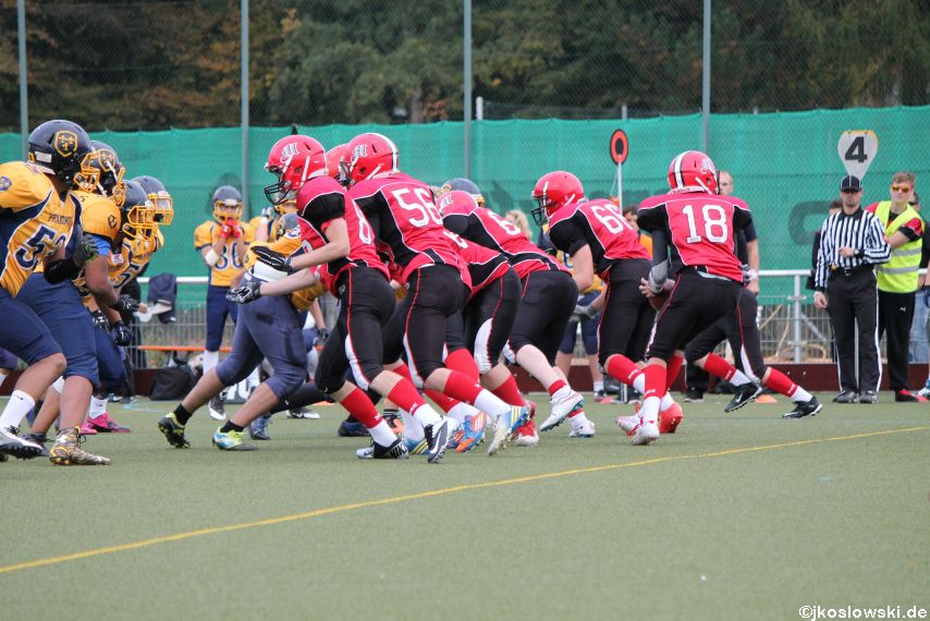 U17 Marburg Mercenaries vs. Wiesbaden Phantoms 091