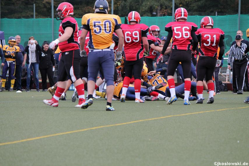 U17 Marburg Mercenaries vs. Wiesbaden Phantoms 093