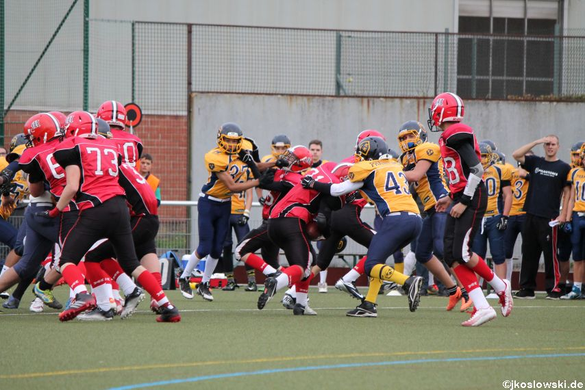 U17 Marburg Mercenaries vs. Wiesbaden Phantoms 095