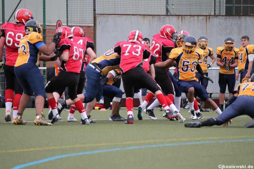 U17 Marburg Mercenaries vs. Wiesbaden Phantoms 099