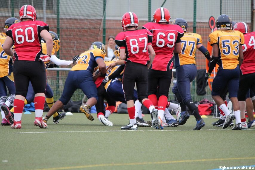 U17 Marburg Mercenaries vs. Wiesbaden Phantoms 101