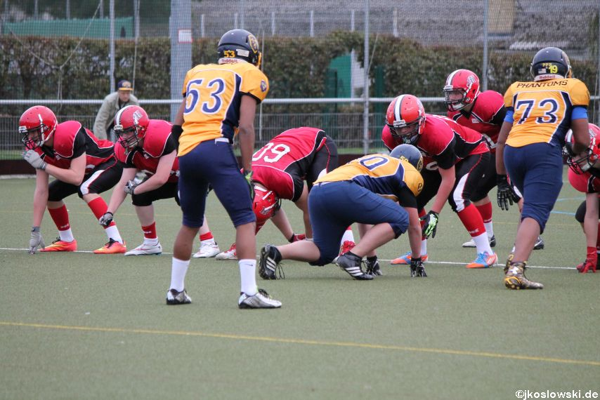 U17 Marburg Mercenaries vs. Wiesbaden Phantoms 103