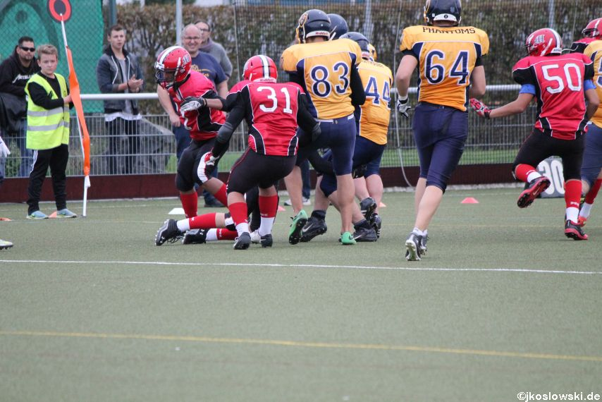 U17 Marburg Mercenaries vs. Wiesbaden Phantoms 104