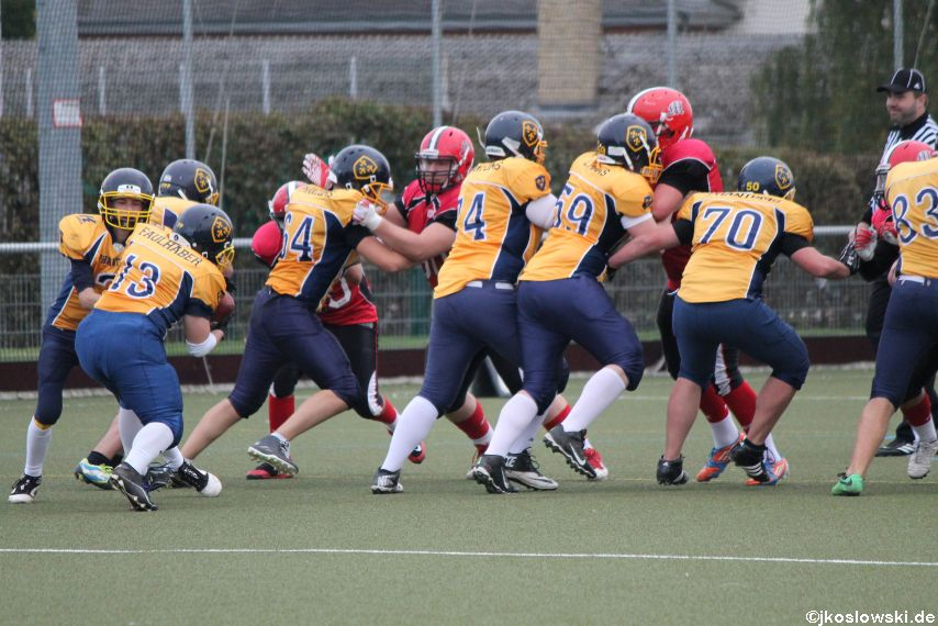 U17 Marburg Mercenaries vs. Wiesbaden Phantoms 107