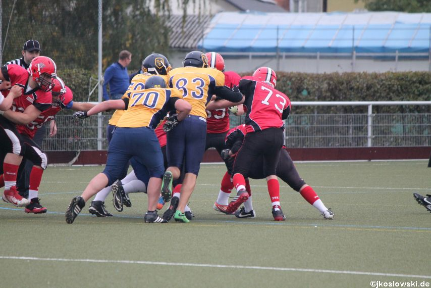U17 Marburg Mercenaries vs. Wiesbaden Phantoms 108