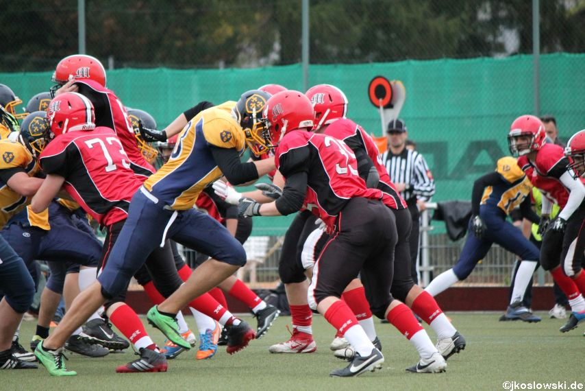 U17 Marburg Mercenaries vs. Wiesbaden Phantoms 110