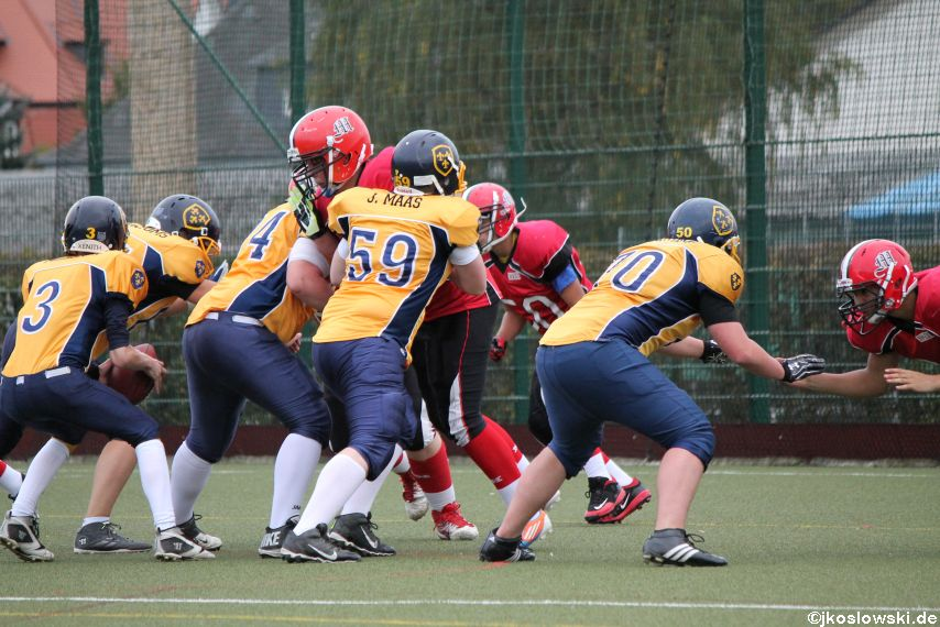 U17 Marburg Mercenaries vs. Wiesbaden Phantoms 112