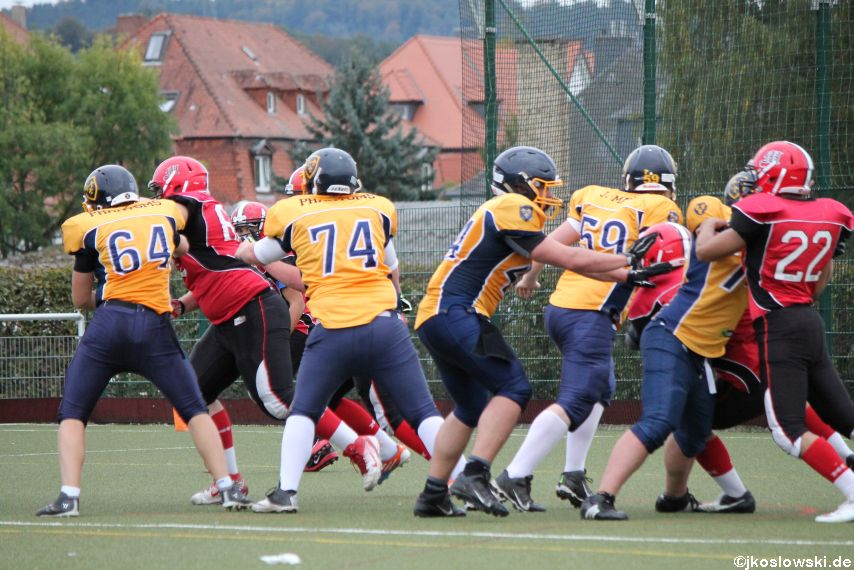U17 Marburg Mercenaries vs. Wiesbaden Phantoms 113