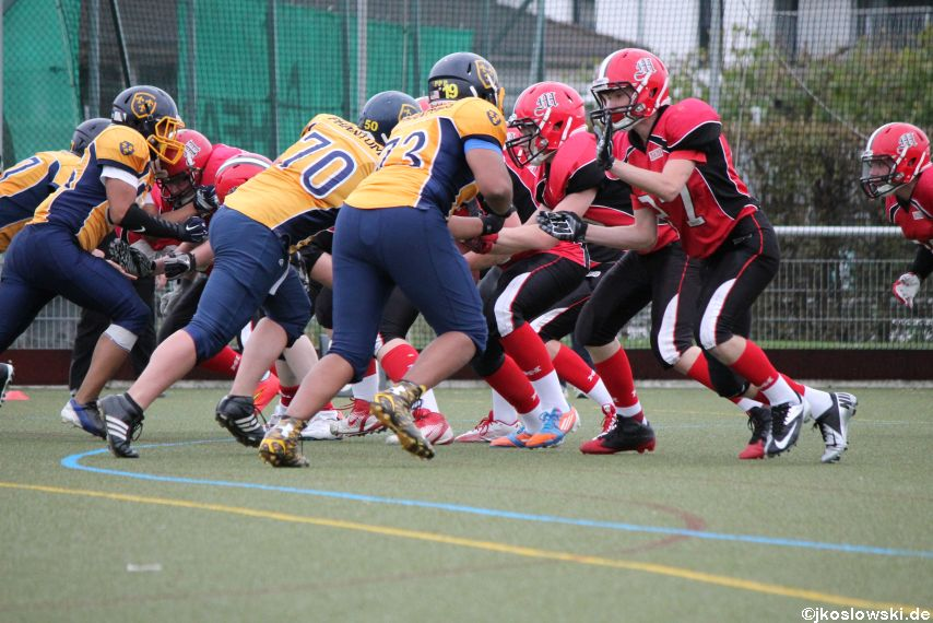 U17 Marburg Mercenaries vs. Wiesbaden Phantoms 119