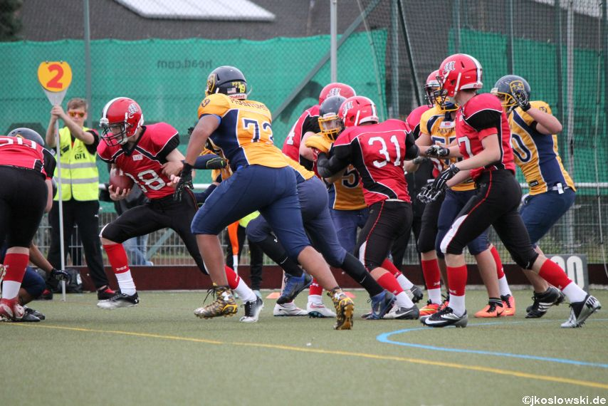U17 Marburg Mercenaries vs. Wiesbaden Phantoms 125