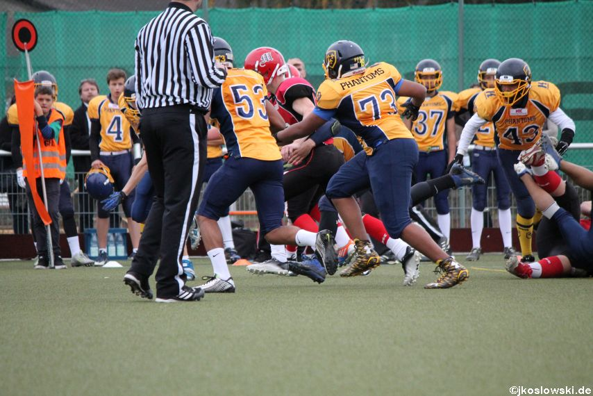 U17 Marburg Mercenaries vs. Wiesbaden Phantoms 126