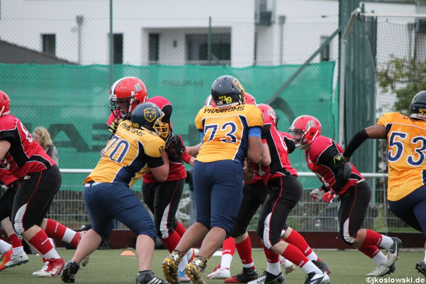 U17 Marburg Mercenaries vs. Wiesbaden Phantoms 131