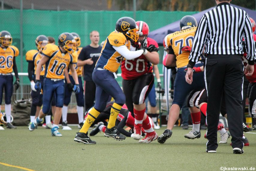 U17 Marburg Mercenaries vs. Wiesbaden Phantoms 133