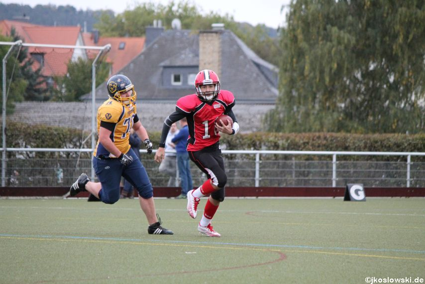 U17 Marburg Mercenaries vs. Wiesbaden Phantoms 136