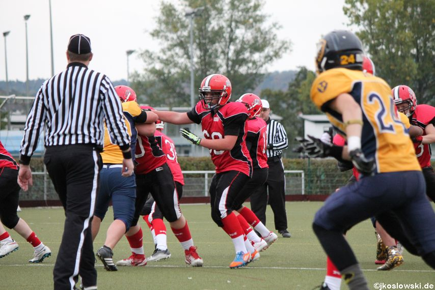 U17 Marburg Mercenaries vs. Wiesbaden Phantoms 140