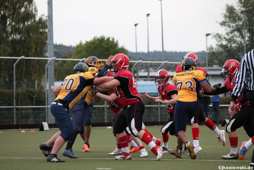 U17 Marburg Mercenaries vs. Wiesbaden Phantoms 142