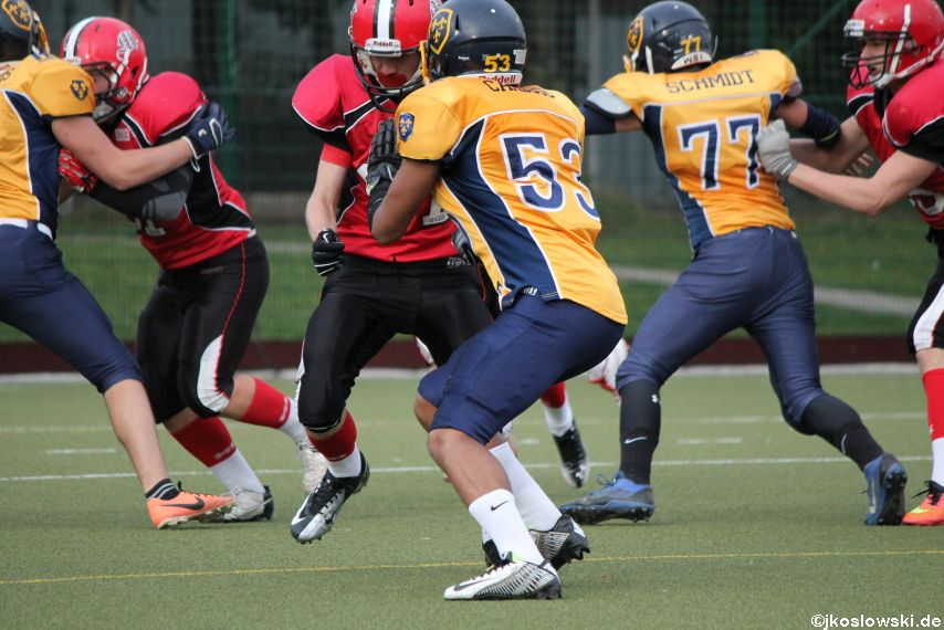 U17 Marburg Mercenaries vs. Wiesbaden Phantoms 148