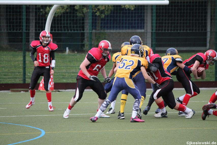 U17 Marburg Mercenaries vs. Wiesbaden Phantoms 157