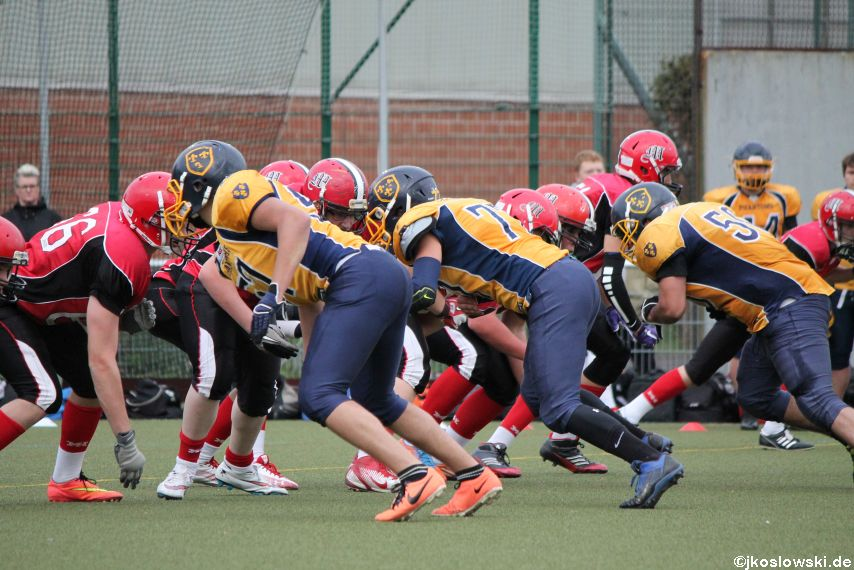U17 Marburg Mercenaries vs. Wiesbaden Phantoms 158