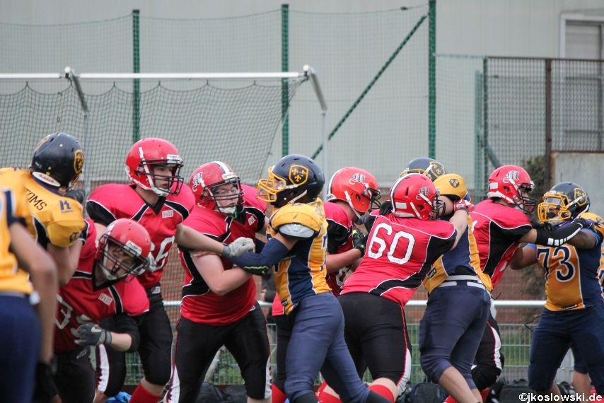 U17 Marburg Mercenaries vs. Wiesbaden Phantoms 160