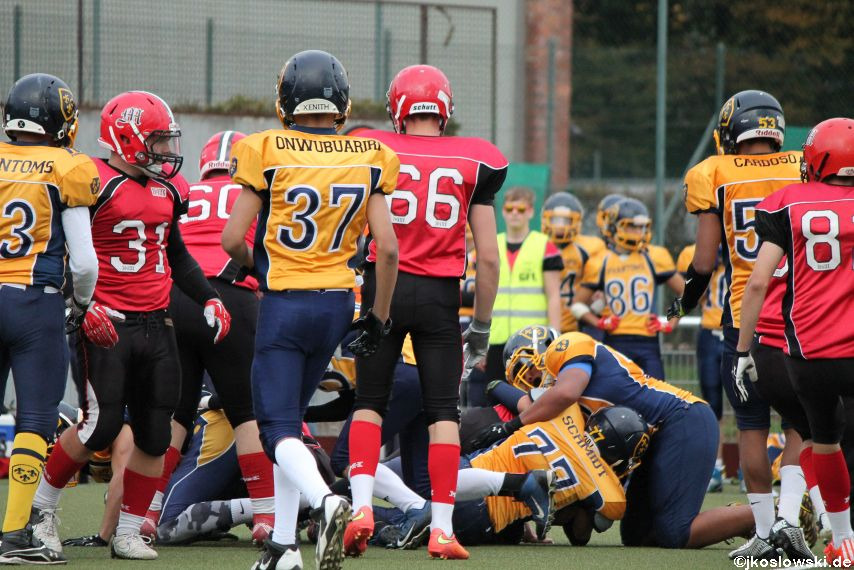 U17 Marburg Mercenaries vs. Wiesbaden Phantoms 163