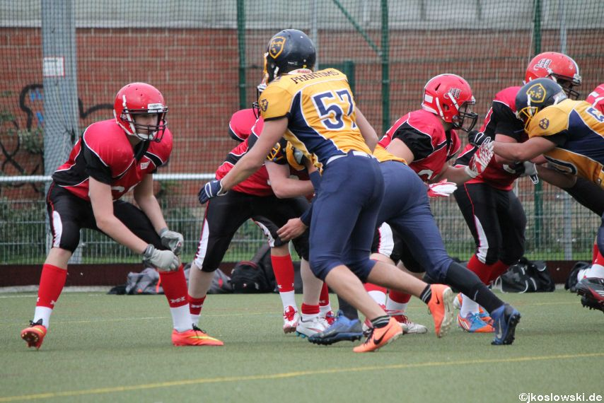U17 Marburg Mercenaries vs. Wiesbaden Phantoms 164