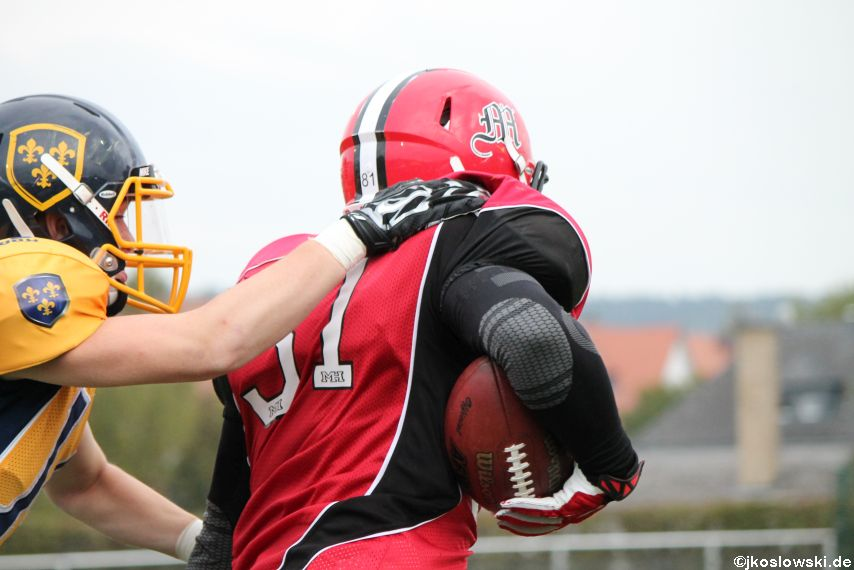 U17 Marburg Mercenaries vs. Wiesbaden Phantoms 168