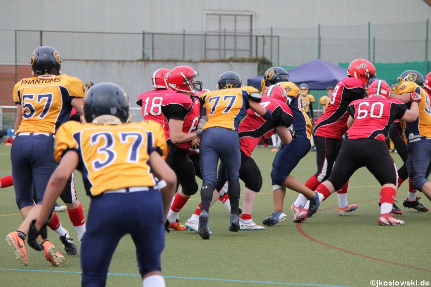 U17 Marburg Mercenaries vs. Wiesbaden Phantoms 172