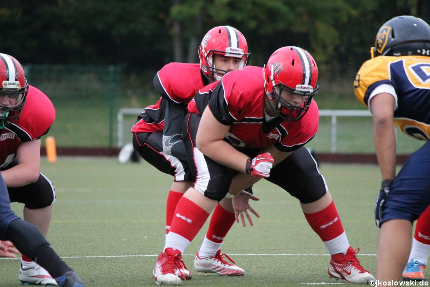 U17 Marburg Mercenaries vs. Wiesbaden Phantoms 182
