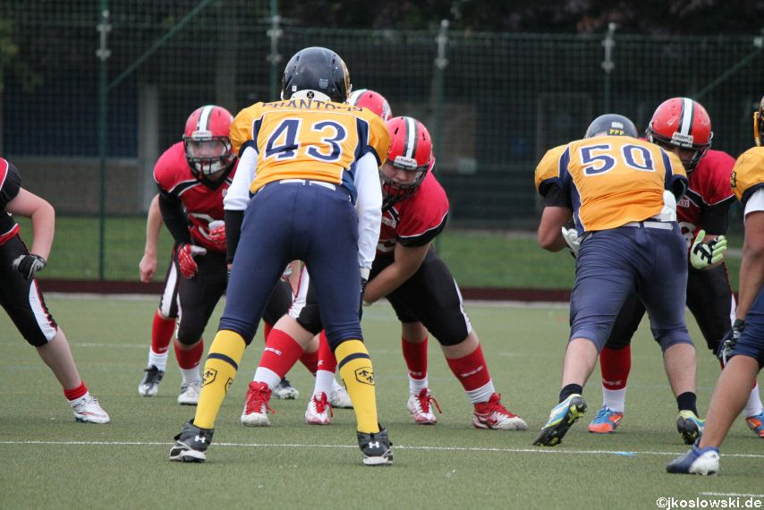 U17 Marburg Mercenaries vs. Wiesbaden Phantoms 187