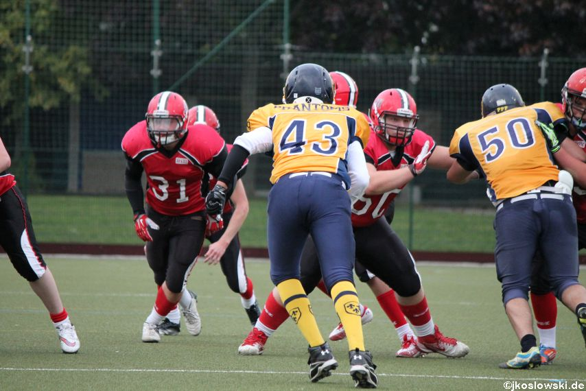 U17 Marburg Mercenaries vs. Wiesbaden Phantoms 188
