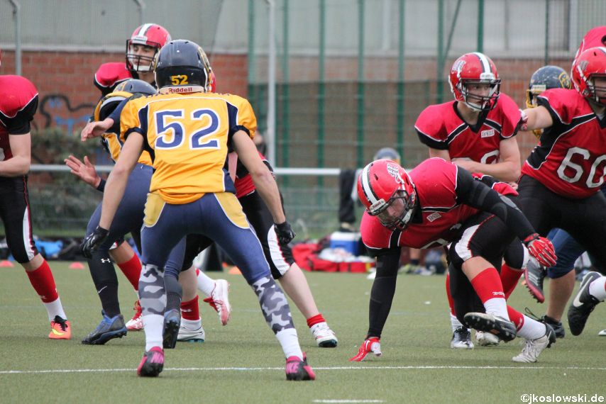 U17 Marburg Mercenaries vs. Wiesbaden Phantoms 194