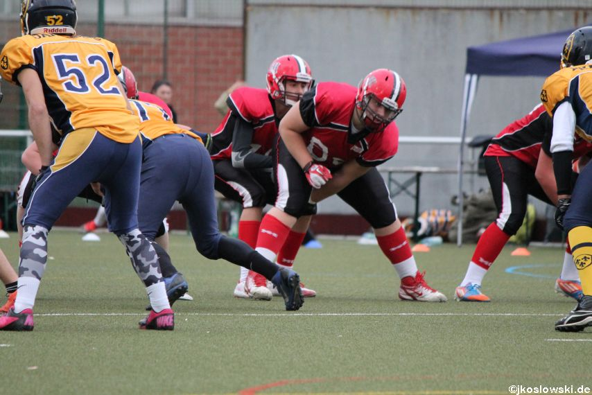 U17 Marburg Mercenaries vs. Wiesbaden Phantoms 198