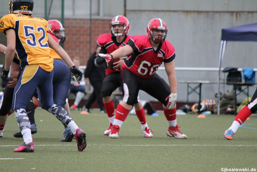 U17 Marburg Mercenaries vs. Wiesbaden Phantoms 199