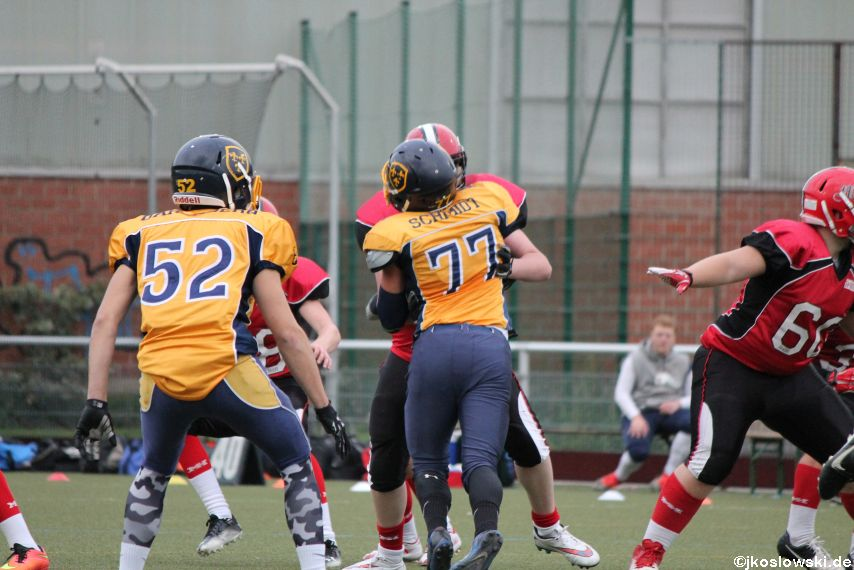 U17 Marburg Mercenaries vs. Wiesbaden Phantoms 200