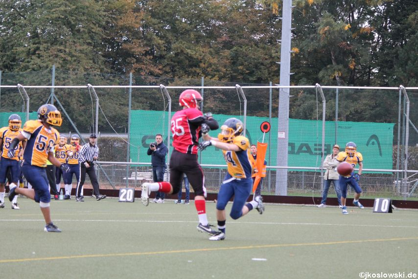 U17 Marburg Mercenaries vs. Wiesbaden Phantoms 201