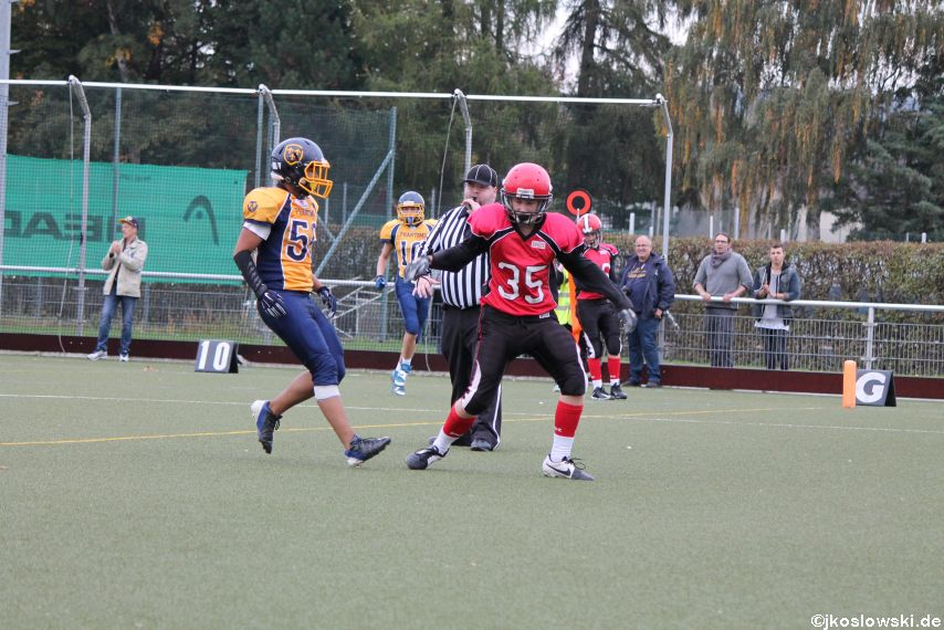 U17 Marburg Mercenaries vs. Wiesbaden Phantoms 202