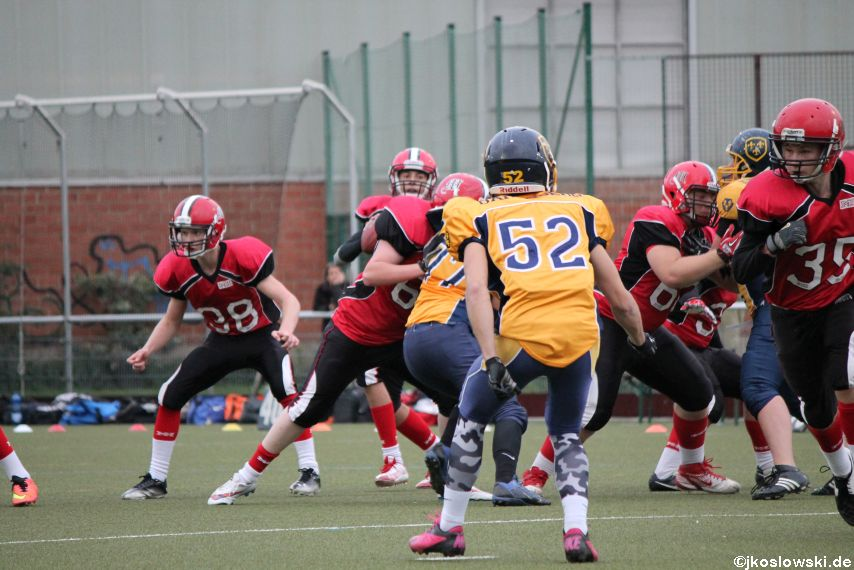 U17 Marburg Mercenaries vs. Wiesbaden Phantoms 204