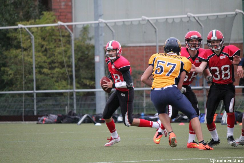 U17 Marburg Mercenaries vs. Wiesbaden Phantoms 205