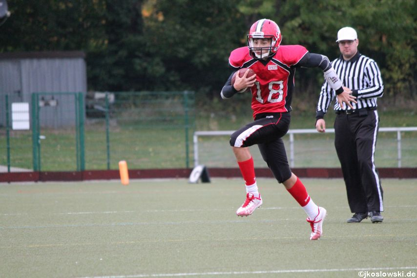 U17 Marburg Mercenaries vs. Wiesbaden Phantoms 206