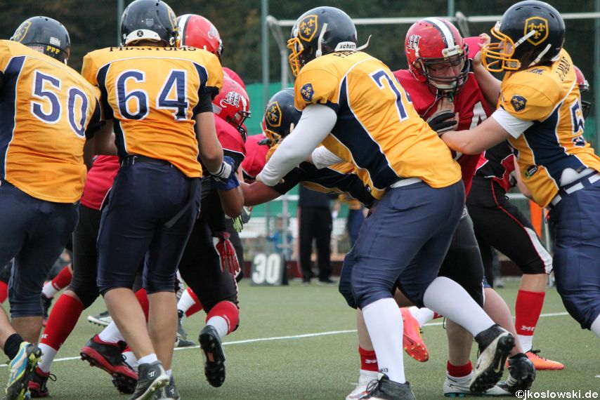 U17 Marburg Mercenaries vs. Wiesbaden Phantoms 211