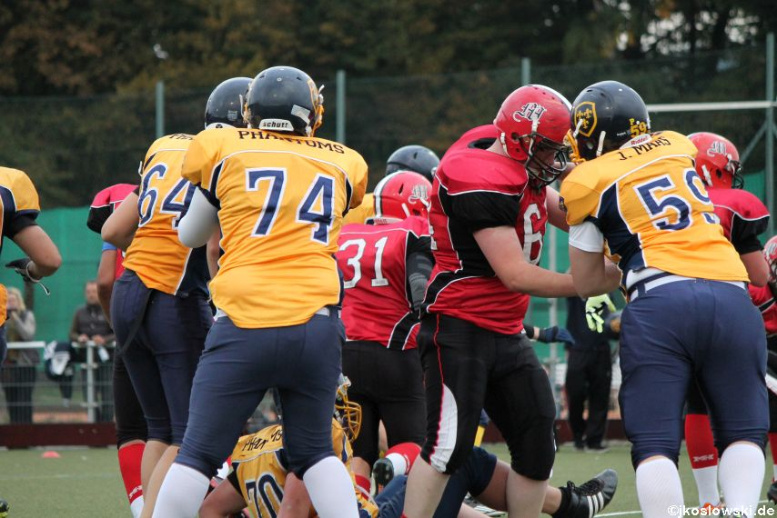 U17 Marburg Mercenaries vs. Wiesbaden Phantoms 212