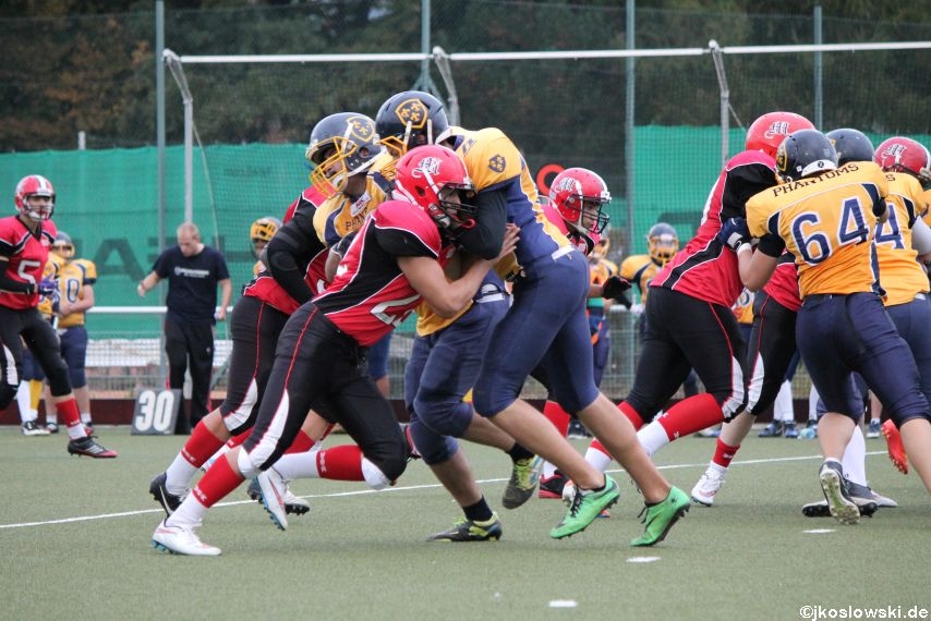 U17 Marburg Mercenaries vs. Wiesbaden Phantoms 214